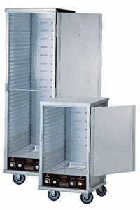Piper Heated Proofer Cabinet - Non-Insulated - 934-H