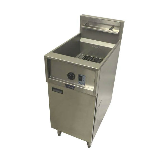 Pitco E35 Electric Fryer, 35 Lbs. Capacity
