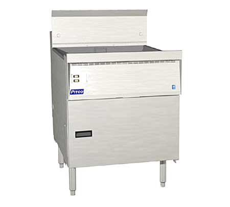 Pitco Flat Bottom Fryer, 24 x 24 Inch Frying Area - FBG24