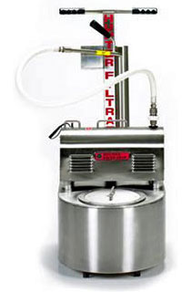 Cordless Fryer Filtrator - 130 Lbs. Capacity