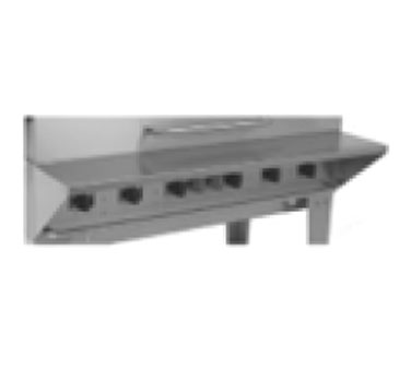 Crown Verity Removable Front Shelf for MCB-72
