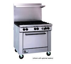 Southbend 36 Inch Commercial Oven Range S36D