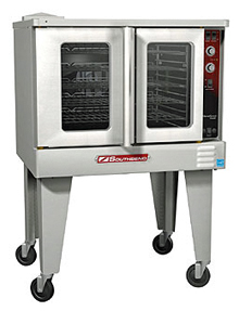 Marathoner Gold Series Electric Convection Oven EB/10CCH, Extra Deep With Cook & Hold