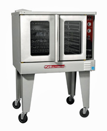 Marathoner Gold Series Gas Convection Oven GB/15SC, Extra Deep