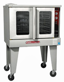 Marathoner Gold Series Gas Convection Oven GS/15CCH With Cook & Hold