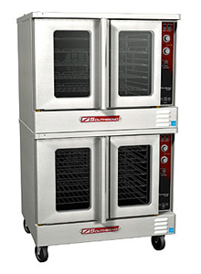 Marathoner Gold Series Gas Convection Double Oven GS/25CCH With Cook & Hold