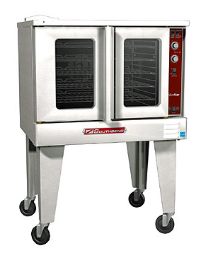 SilverStar Series Electric Convection Oven SLEB/10SC, Extra Deep