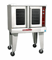 SilverStar Series Electric Convection Oven SLES/10CCH With Cook & Hold