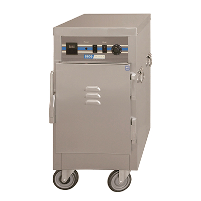 SecoSelect Mobile Hot Food Heated Cabinet C5