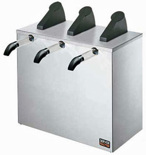 Server Express Triple Dispenser