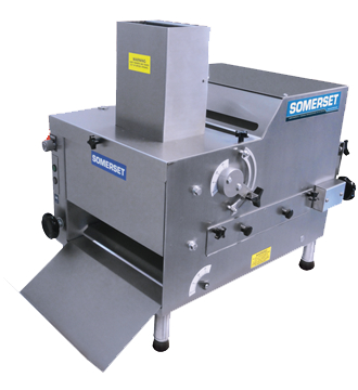 Somerset CDR-250 Bread Dough Moulder, 20 Inch Length