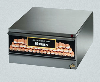 Star Bun Roll Warmer - SST-20