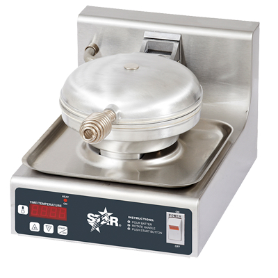 Star Commercial Waffle Maker
