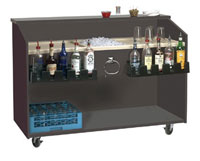 Bar King 5' Marquis Portable Bar M-B