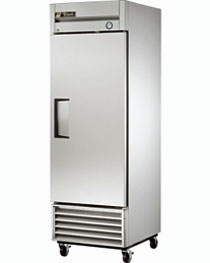 True Solid Door Reach-In Refrigerator T-23