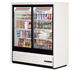 True Convenience Store Cooler GDM-41SL-54-LD