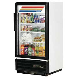 True Refrigerated Merchandiser GDM-8-LD