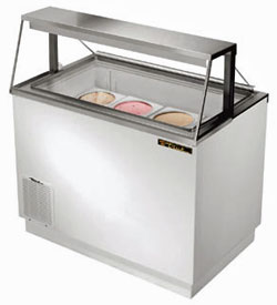True Dipping Cabinet - 12 Cans, 12.7 Cubic Ft.