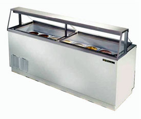 True Dipping Cabinet - 28 Cans, 27.9 Cubic Ft.