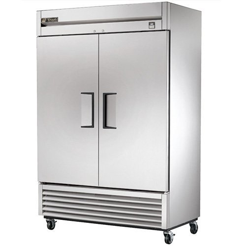 True TS-43 300 Series Stainless Steel Reach-In Refrigerator - TS-43-HC