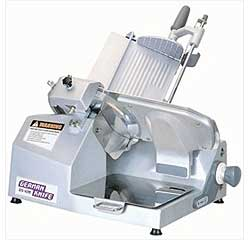 "Turbo Air GS-12M German Knife Food Slicer 12"" Automatic Feed"