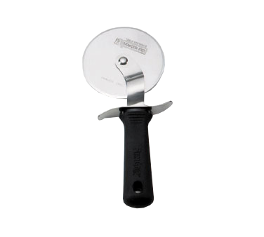 "Tablecraft FirmGrip 4"" Pizza Cutter"