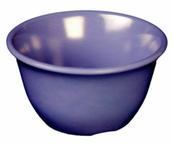 7 Ounce Melamine Bouillon Cup, One Dozen Purple