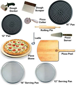 Thin Style Pizza Kit
