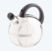Tramontina Whistling Tea Kettle, 2-1/2 Quart