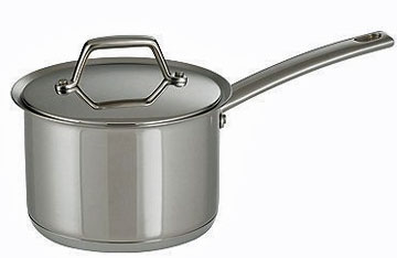 Tramontina Prima Stainless Steel Covered Sauce Pan