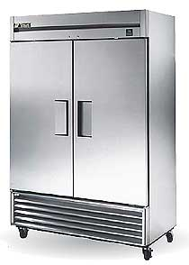 True TS-49 300 Series Stainless Steel Reach-In Refrigerator