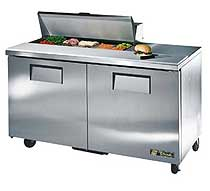 True Sandwich and Salad Unit TSSU-60-10