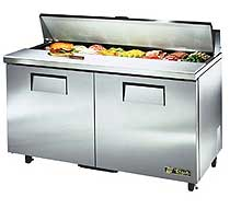 True Sandwich/Salad Unit TSSU-60-16