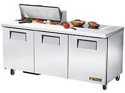 True Sandwich / Salad Unit TSSU-72-8