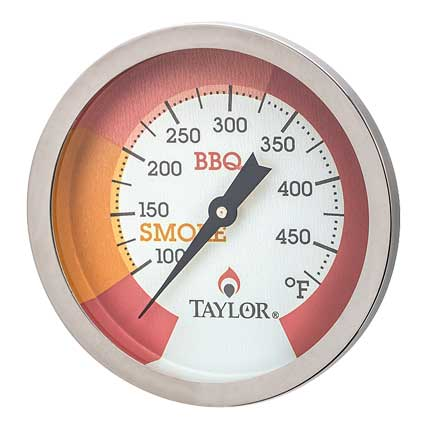 Taylor Precision 814GW Grill & Smoker Thermometer