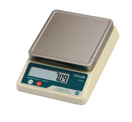 Taylor Digital Portion Control Scale TE32FT, 2 Lb. x 0.01 Oz.