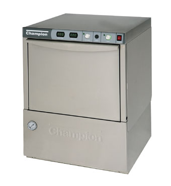 Champion Dishwasher, Undercounter UH-200