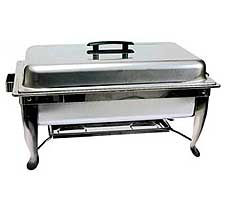 Update International Chafing Dish With Folding Stand - FCC-11P