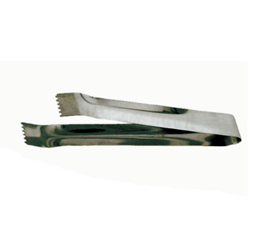 Stainless Steel Pom Tongs, 6 Inch