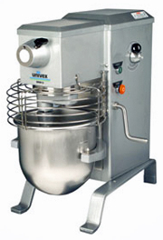 Univex 12 Quart Countertop Food Mixer