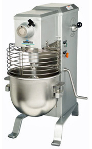 Univex 20 Quart Countertop Mixer SRM20
