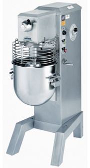 Univex 40 Quart Floor Food Mixer