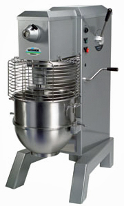Univex 60 Quart Floor Food Mixer