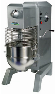 Univex 80 Quart Floor Food Mixer