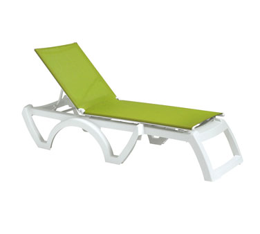 Grosfillex Calypso Chaise US476152 - Case of 12