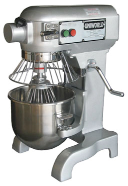 Uniworld 10 Quart Planetary Mixer