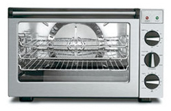 Waring Commercial Half Size Convection Oven  With Rotisserie
