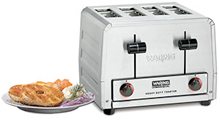Waring Heavy-Duty 120V Commercial Bagel or Bun Toaster Model WCT820