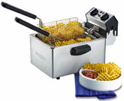 Waring Countertop Electric Fryer