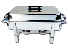 Winware Full Size Chafing Dish